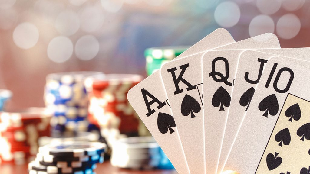 Recharge Your Mind To Play Poker Game Online - Betting
