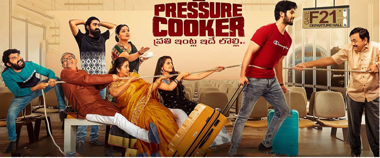 Watch Dramatic 'Pressure Cooker' Movie Online at Aha OTT