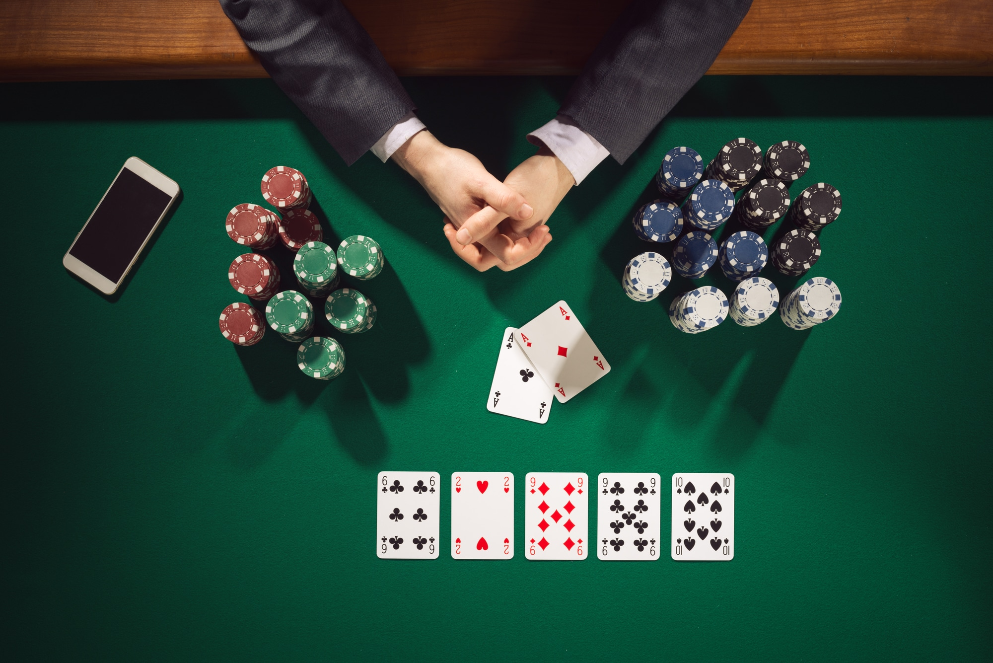 Largest Gambling Stocks In 2020