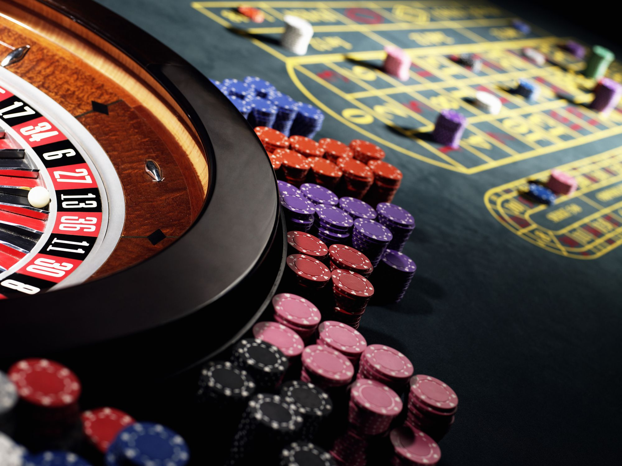 Fears of a professional Gambling