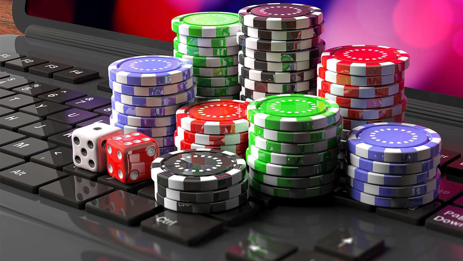 Online Gambling Will Be Enjoyable For Everybody