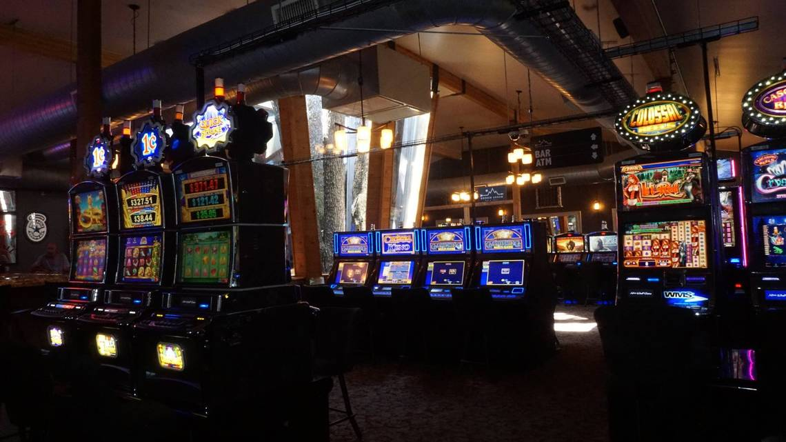 Seven Tricks To Reinvent Your Casino And Win