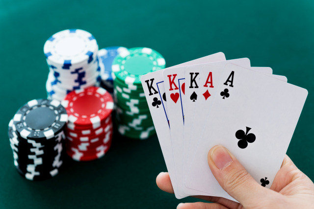Good Ways To teach Your Audience About Online Gambling
