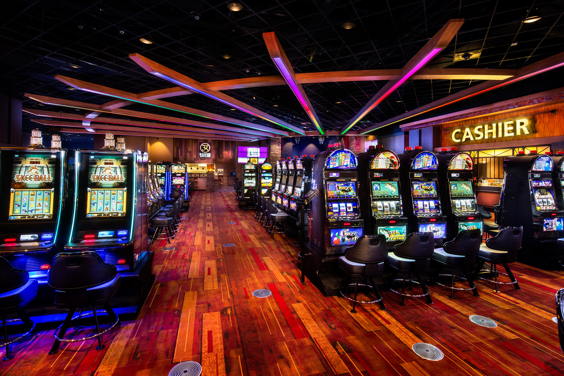 Finding Customers With Casino Part A, B, C